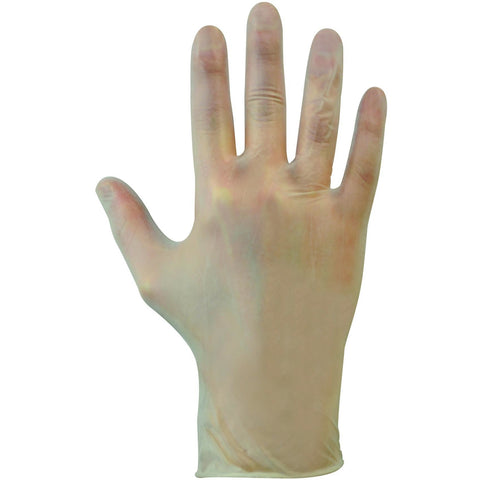 Vinyl Gloves Large Clear GD47 Box 100