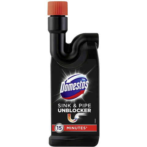 Domestos Sink&Plug Unblocker 500Ml