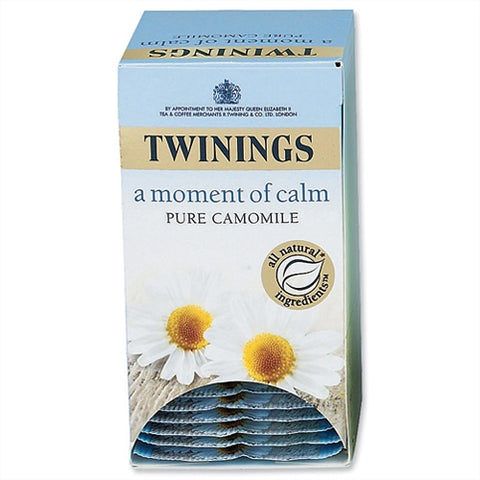 Twinings Infusion Herbal Camomile Pack 20