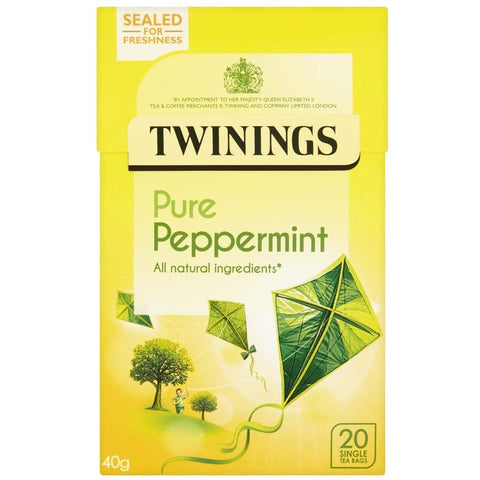 Twining's Infusion Pepprmint Tea Bags Pack 20