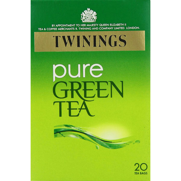 Twinings Pure Green Tea Pack 20