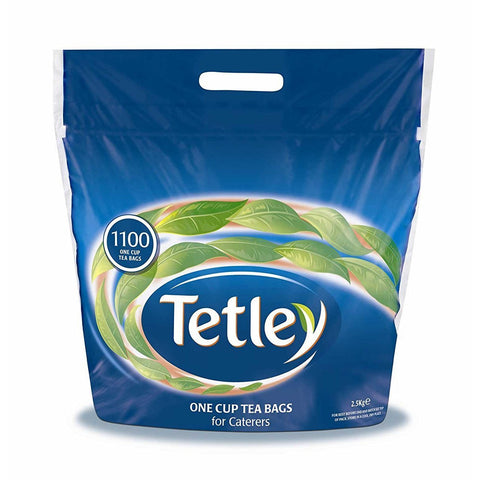 Tetley Tea Bags Pack 1100