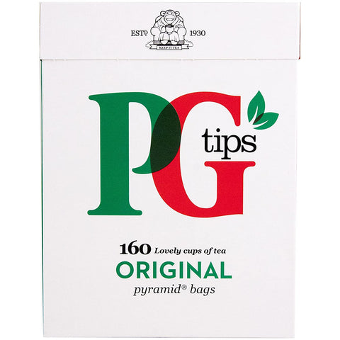 Pg Tips Pyramid Teabags Pack 160