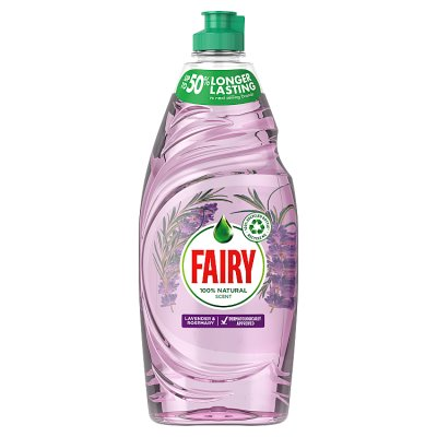 Fairy Liquid Lav Rose 625Ml
