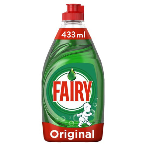 Fairy Liquid 433Ml Case 10