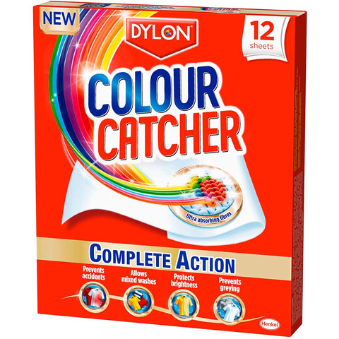 Dylon Colour Catcher Pack 12