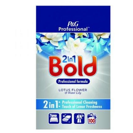 Bold Prof Powder Lotus Flower&Lily 100 Washes