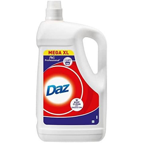 Daz Liquid Regular 100 Wash 5Ltr