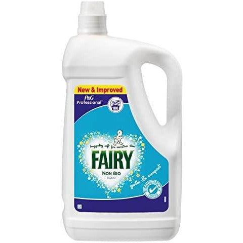 Fairy Liquid Non Bio 100 Wash 5Ltr