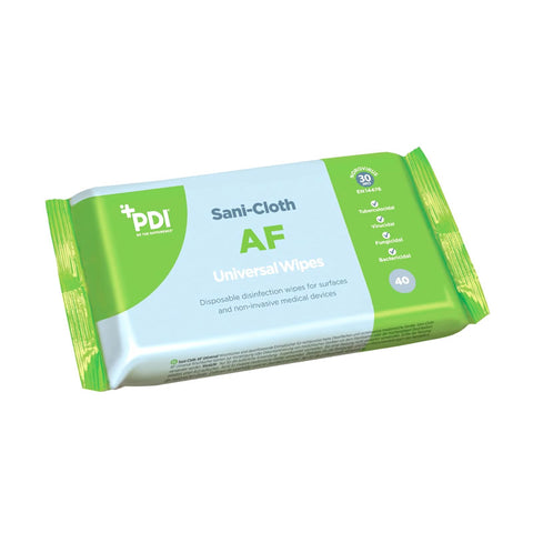 Clinell Sanitising Wipes Pack 40