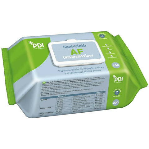 Clinell PDI Sanitising Wipes Pack 200
