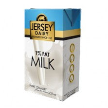 UHT 1% Fat Milk 1Ltr