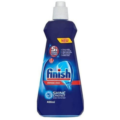 Finish Rinse Agent 400Ml