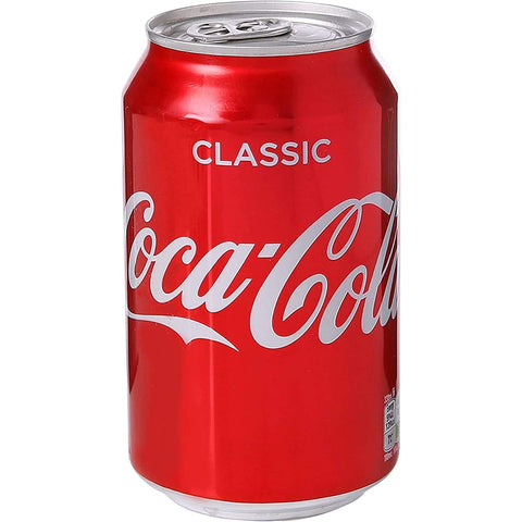 Coca Cola 330ml Case 24