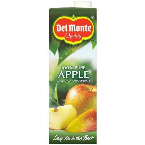 Del Monte Apple Juice 1Ltr
