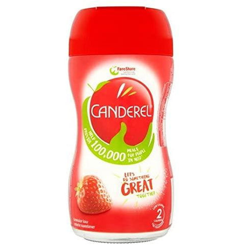 Canderel Spoonful Sweetener 75G