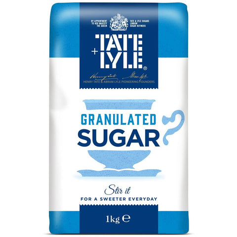 Tate&Lyle Granulated Sugar 1Kg