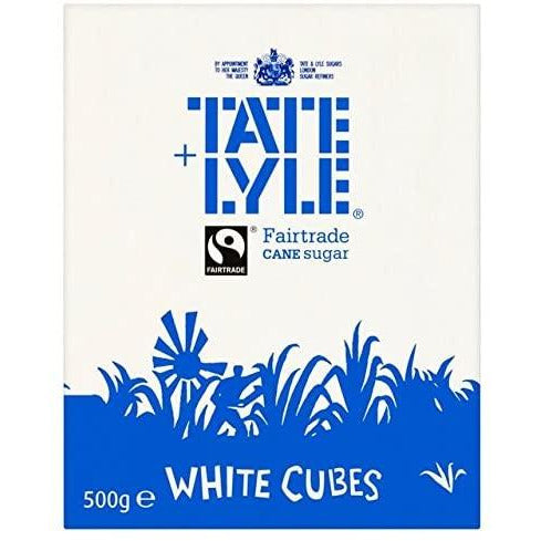 Tate&Lyle FT Small White Cube Sugar 500G