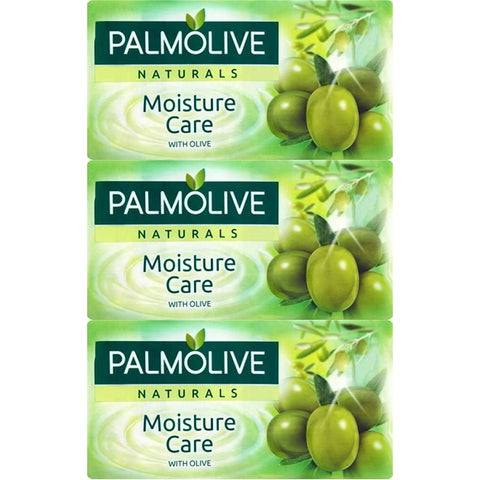 Palmolive Original Soap Pack 3