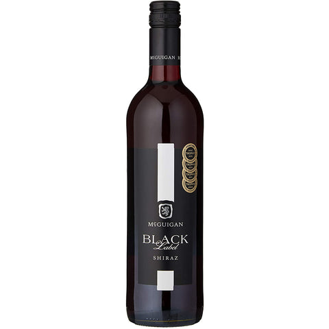 McGuigan Black Label Shiraz Case 6