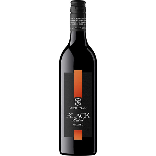 McGuigan Black Label Malbec Case 6