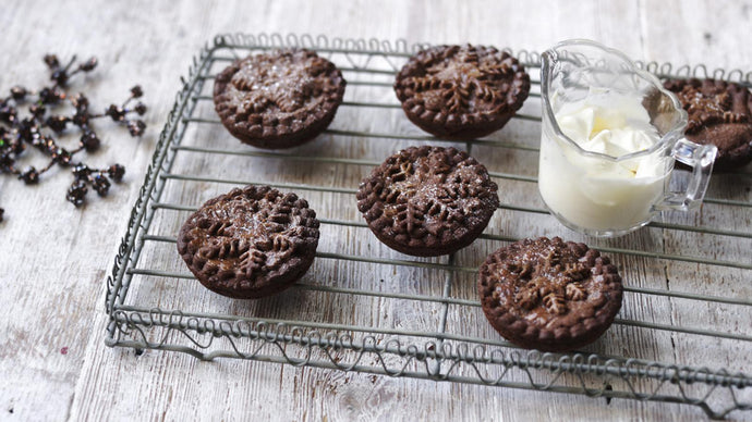 Chocolate Christmas Mince Pie Recipe