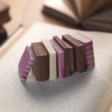 Load image into Gallery viewer, Miniature Chocolate Books