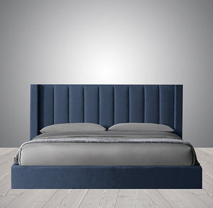 Monaco Shelter Vertical Panel Bed