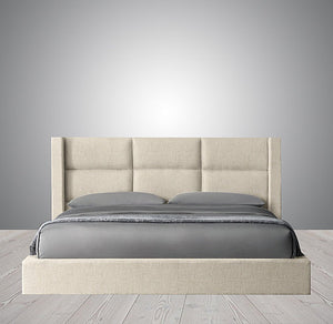 Monaco Shelter - Rectangle Fabric Bed