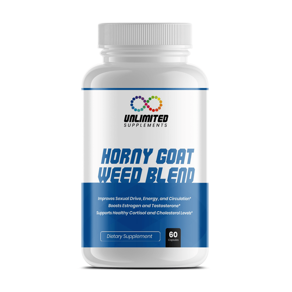 Horny Goat Weed Blend