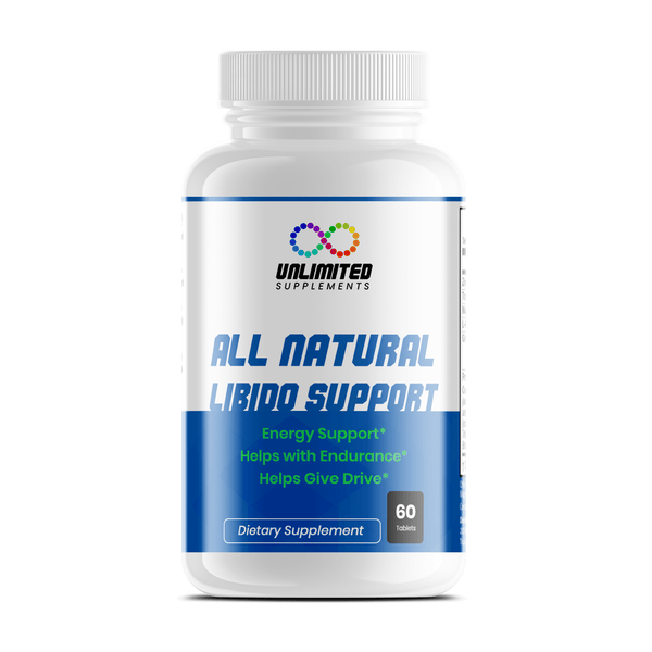 All Natural Libido Support