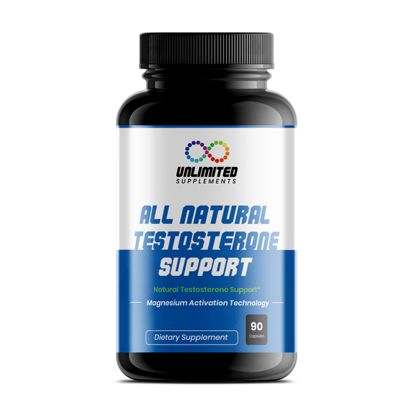 All Natural Testosterone Support