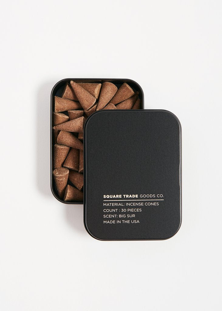 Big Sur Incense Cones - Square Trade