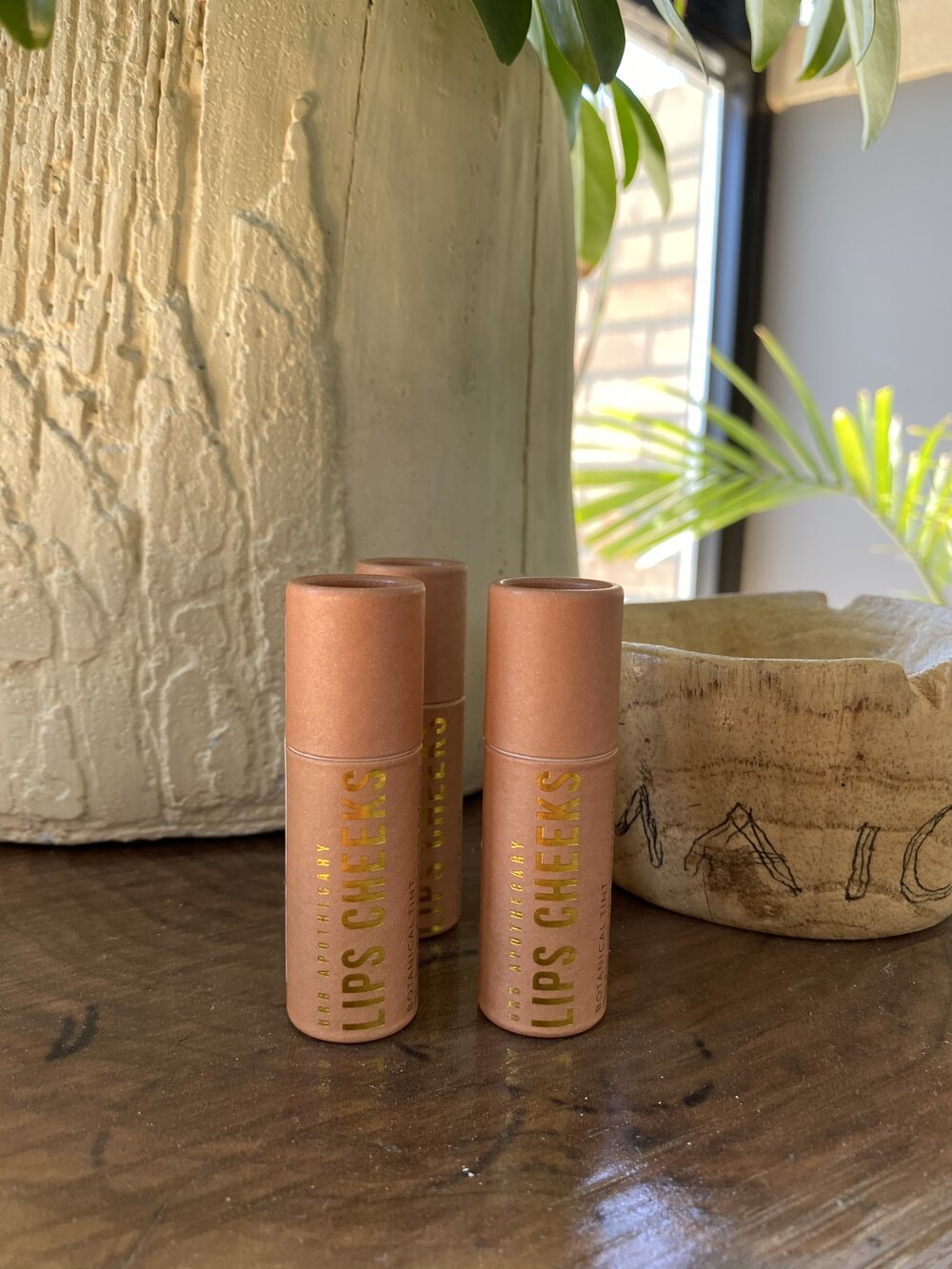 Lips Cheeks Tint Stick - Urb Apothecary