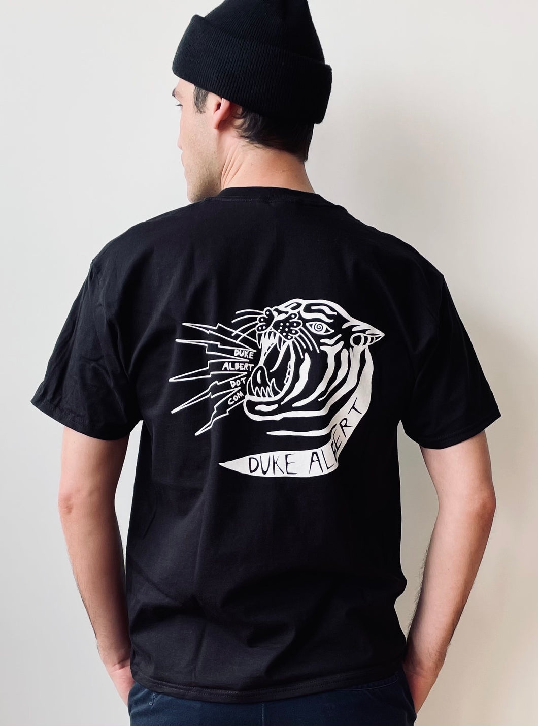 Tiger Tee - Duke Albert