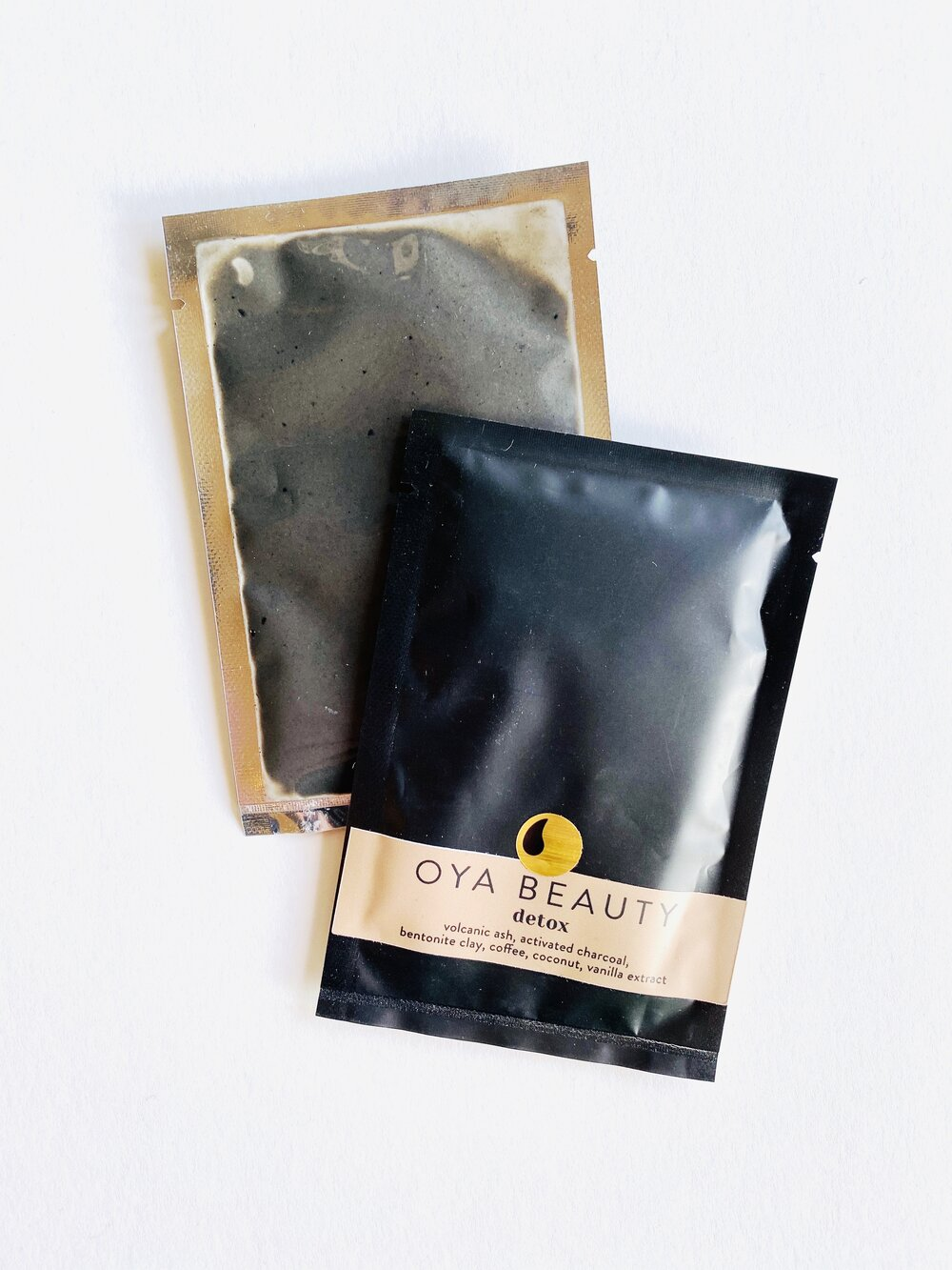 Detox Face Mask - Oya Beauty
