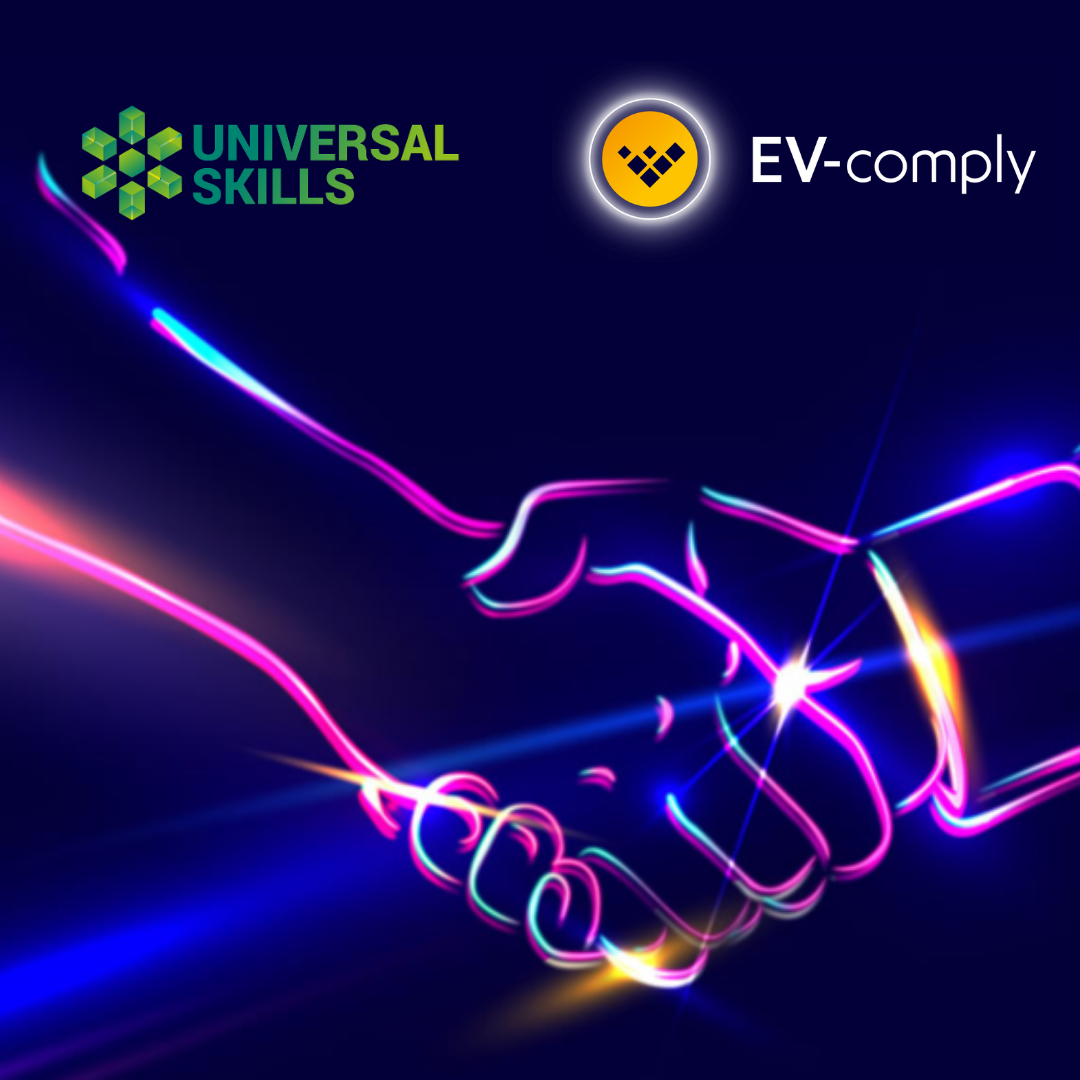 Universal Skills Group Partner with EV-comply. - Universal Skills Group