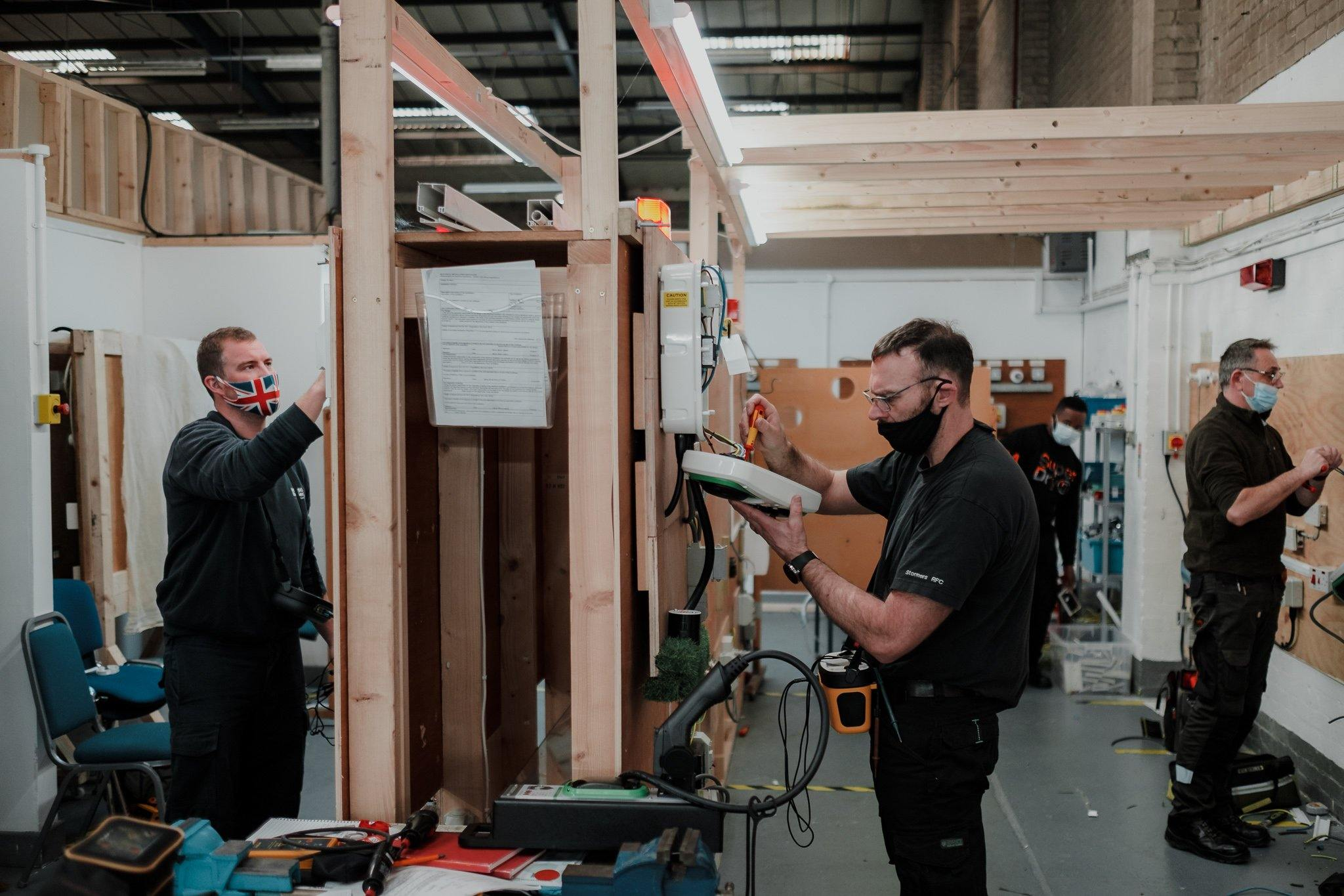 <p>New Changes Coming to the domestic installer course!</p> <p> </p> - Universal Skills Group