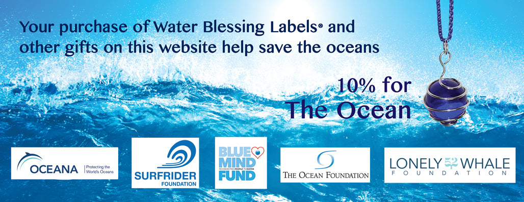 We help save the oceans