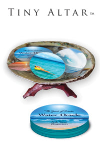 Water Oracle Altar Set