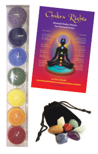 Chakra Rights Altar Set