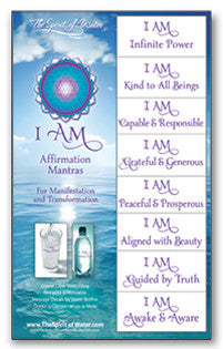 I AM Affirmation Mantras