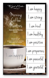 Morning Coffee Mantras