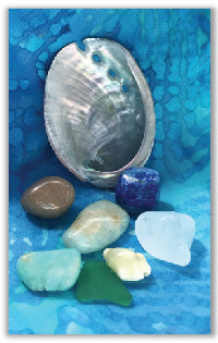 Ocean Energy Stone Bundle for Spiritual Awakening