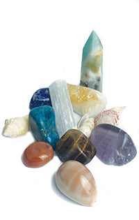 Ultimate Spirit Power Stones, Crystals & Seashells