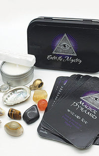 Wizard's Pyramid Kit Tiny Altar