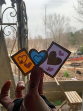Load image into Gallery viewer, Mini Paper Suncatchers (for Onyx's tuition)