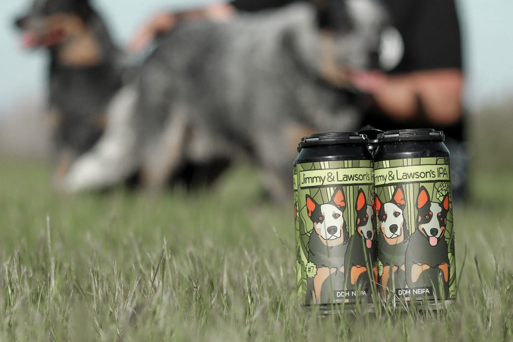 Bourke St. the Label - Dog Friendly Breweries - Moon Dog World
