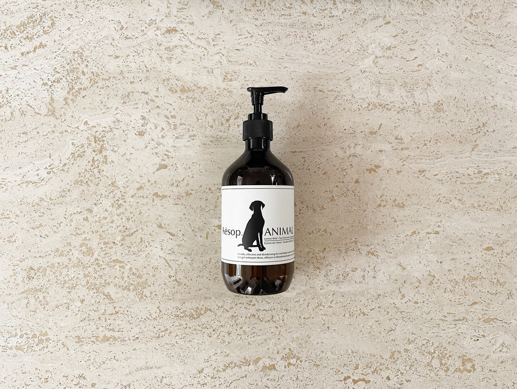 Bourke St. the Label - Dog Grooming Products - Aesop Dog Wash