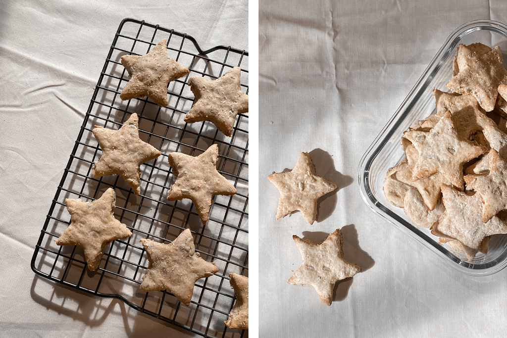 Bourke St. the Label - Simple Dog Biscuit Recipe